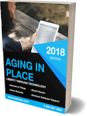 FREE EBOOK – Aging in Place – Liberty Through Technology