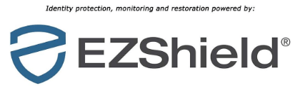EZ Shield logo linked to website